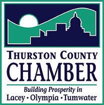 proud member of the thurston county chamber of commerce